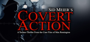 Sid Meiers Covert Action game