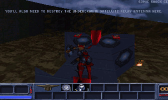 Eradicator screenshot gameplay