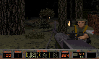 NAM screenshot gameplay