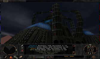 Wizardry 8 screenshot gameplay