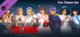 DEAD OR ALIVE® 5 Last Round: Fun Theme Set
