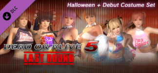 DEAD OR ALIVE® 5 Last Round: Halloween + Debut Costume Set