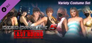 DEAD OR ALIVE® 5 Last Round: Variety Costume Set