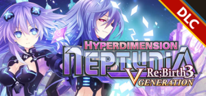 Hyperdimension Neptunia Re;birth3: Histy's Emergency Aid Plan Pack
