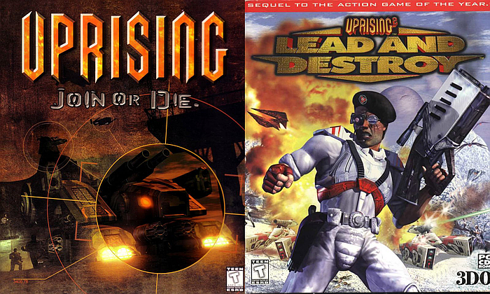 Uprising_box art