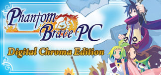 Phantom Brave Digital Chroma Edition Chroma Capsule mage