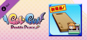 Gal*Gun: Double Peace – 'Angel Cutting Board' Item