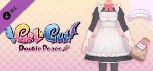 Gal*Gun: Double Peace – 'Maid Uniform' Costume Set