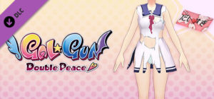 Gal*Gun: Double Peace – 'Ripped Uniform' Costume Set