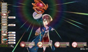 Atelier Sophie The Alchemist of the Mysterious Book SS01