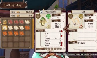 Atelier Sophie The Alchemist of the Mysterious Book SS04