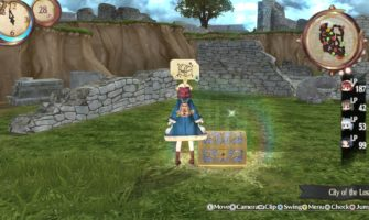 Atelier Sophie The Alchemist of the Mysterious Book SS08