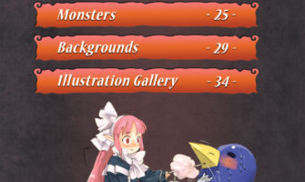 disgaea 2 pc art book table of contents