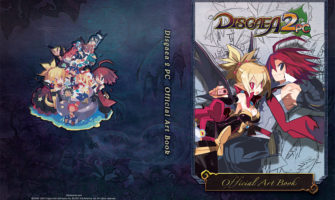 disgaea 2 pc art book cover