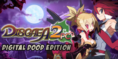 disgaea 2 pc digital dood edition main header
