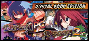 Disgaea 1 PC + Disgaea 2 PC Digital Doods Edition (Games + Art Books)