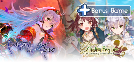 Gust bundle: Atelier Sophie & Nights of Azure