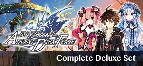 Fairy Fencer F: Advent Dark Force Complete Deluxe Set