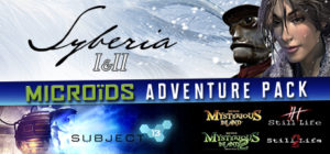 Microids Adventure Pack
