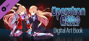 Operation Abyss: New Tokyo Legacy - Digital Art Book Header