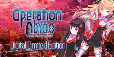 Operation Abyss: New Tokyo Legacy Digital Limited Edition header