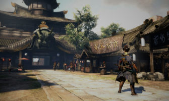 Toukiden 2 screenshot
