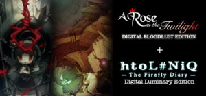 A Rose in the Twilight / htol#NiQ: The Firefly Diary Digital Limited Edition header