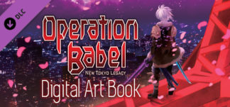 Operation Babel: New Tokyo Legacy – Digital Art Book