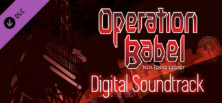 Operation Babel: New Tokyo Legacy – Digital Soundtrack