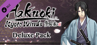 Hakuoki Kyoto Winds – Deluxe Pack