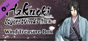Hakuoki Kyoto Winds – Winds Treasure Box
