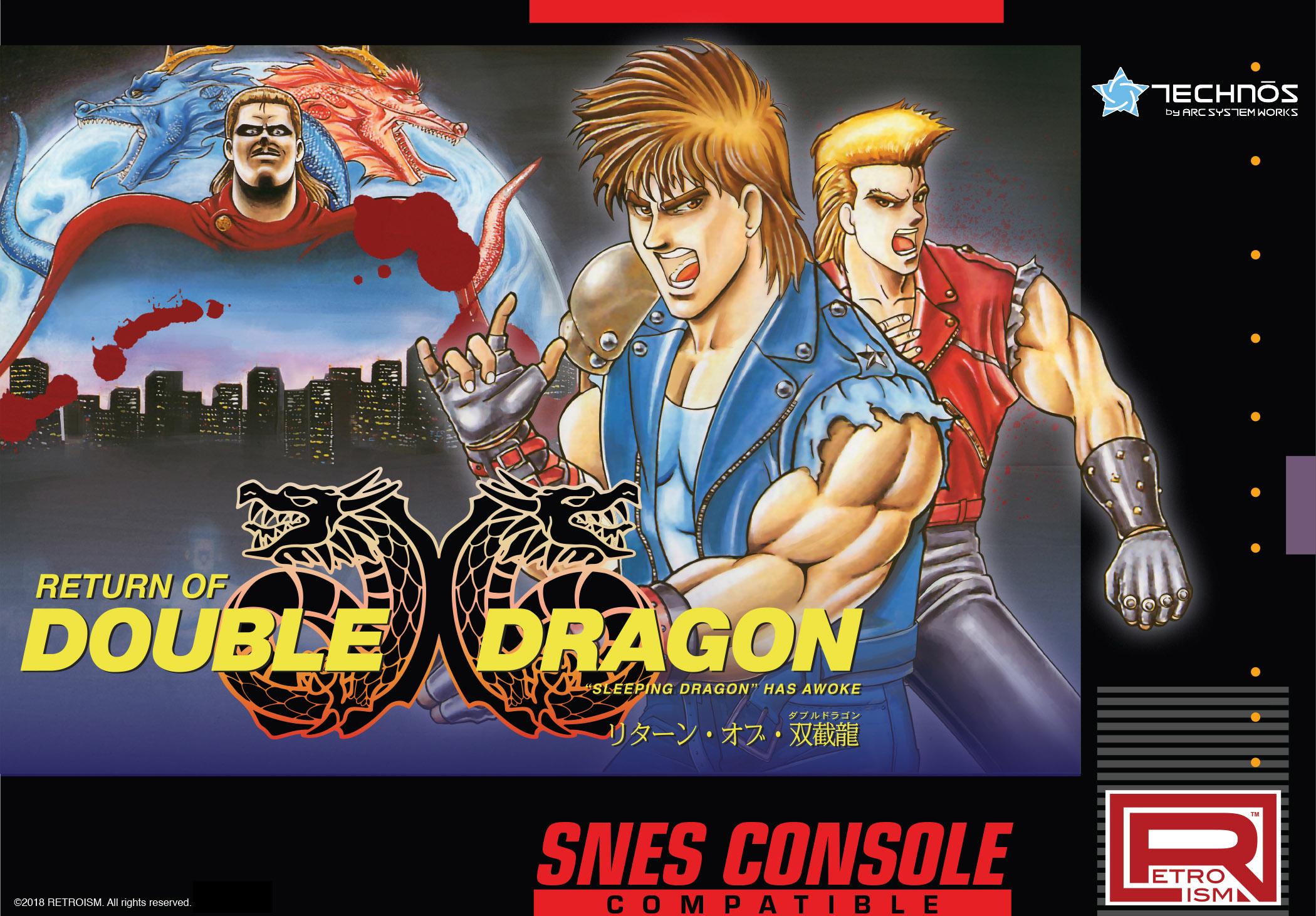 Return Of Double Dragon Retroism